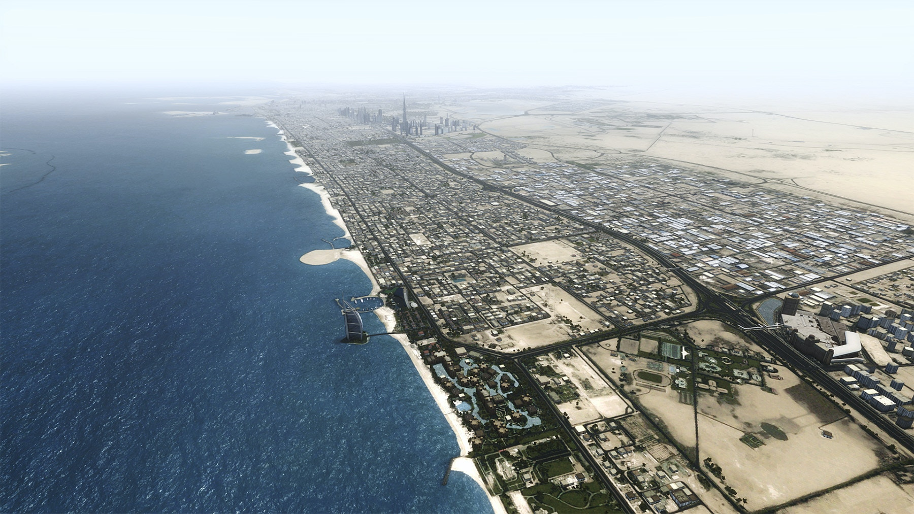 FlyTampa – Dubai-Rebooted (OMDB / DXB) – DCTRY