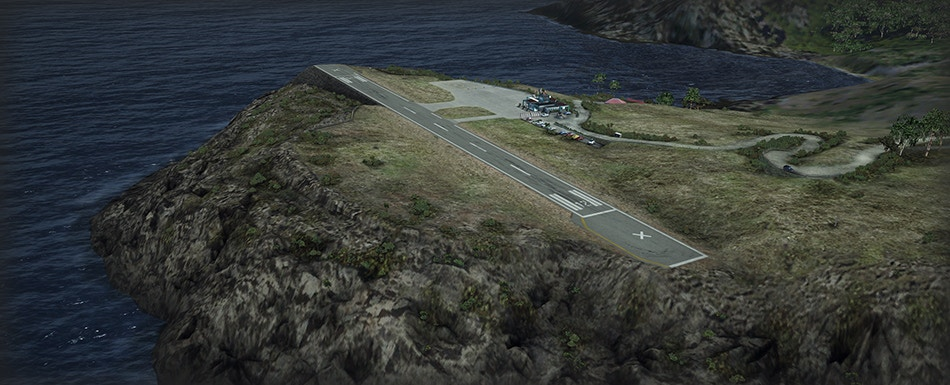 FlyTampa – St  Maarten Complete (TNCM / SXM) – DCTRY