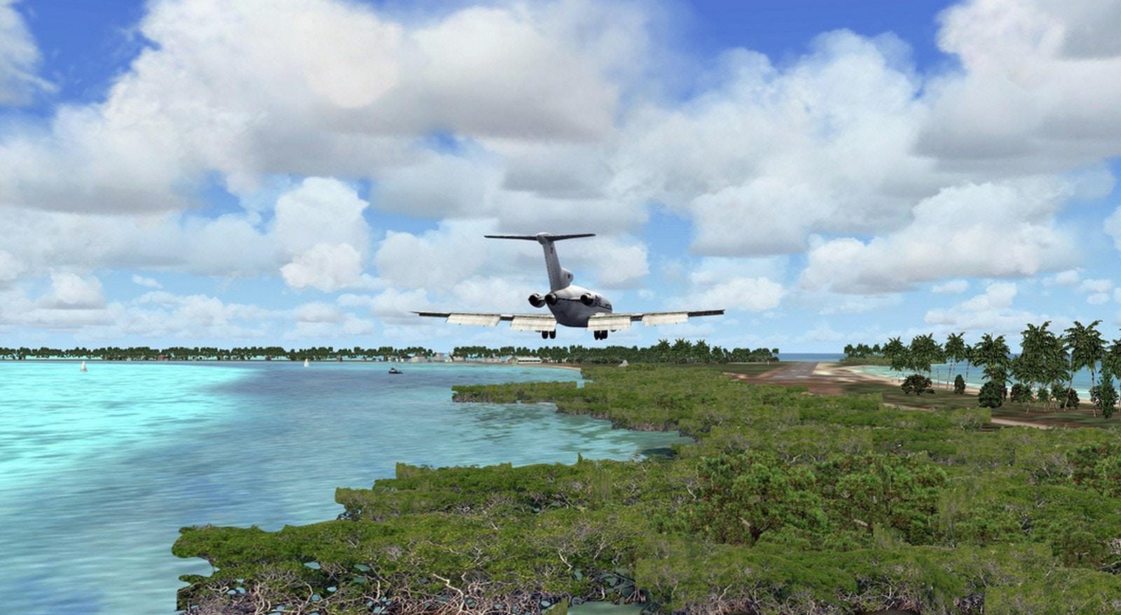 PacSim – Marshall Islands (PKRP / RNP) – DCTRY